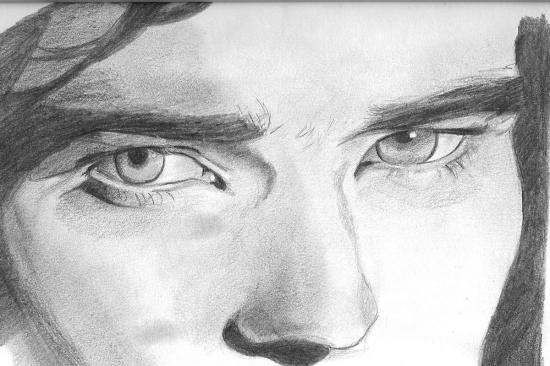 Robert Pattinson by sofia